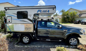 2015 Ford Ranger and PUMA Slide On