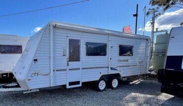 2007 Jayco Heritage Caravan for sale