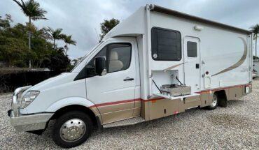 2007 MERCEDES OUTBACK LIMITED MOTORHOME